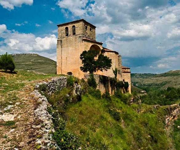 Burgos pierde viajeros de turismo rural en enero