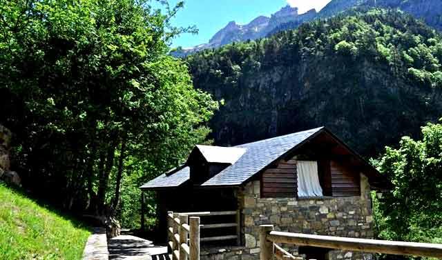 Camping Valle de Bujaruelo, Torla, Huesca