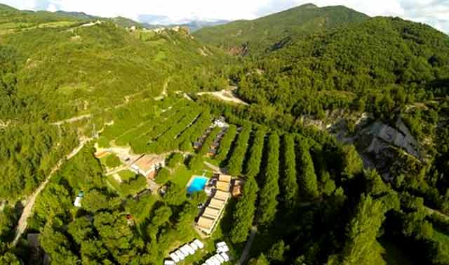 Camping Baliera, Bonansa, Huesca