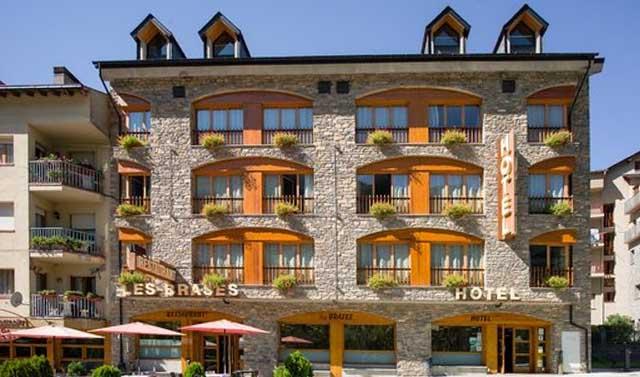 Los mejores hoteles del pirineo catal n la espiga digital - Hotel en pirineo catalan ...