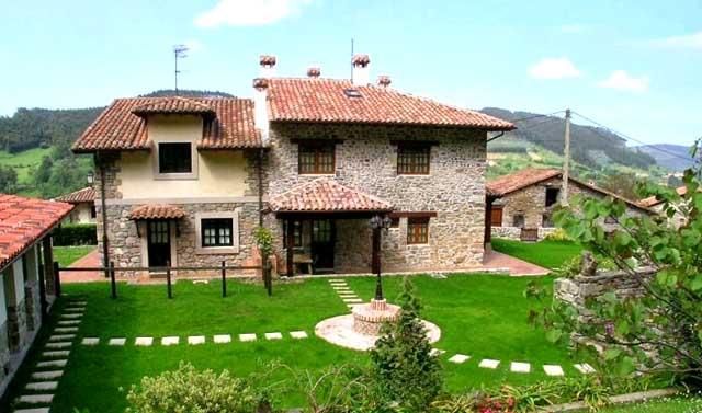 Casa Rural en Asturias El Llugarón