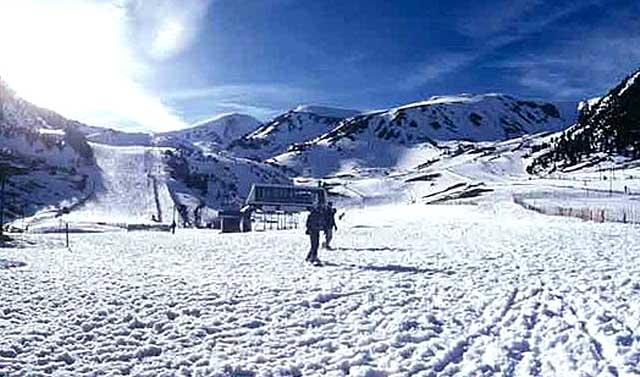 Estación de esquí de Vallter 2000