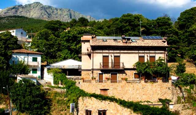 mejores casa rurales en la sierra de gredos