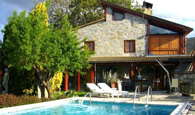 Casa Rural Cruz, en Aguilar de Río Alhama, La Rioja