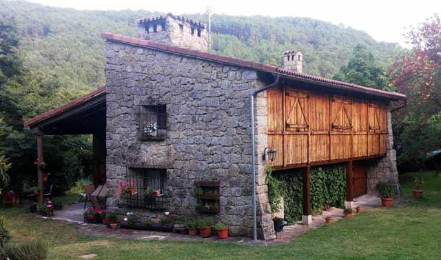 casas rurales en la sierra de gredos