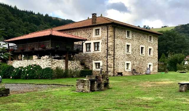Casa Rural en Asturias Ca Lulón