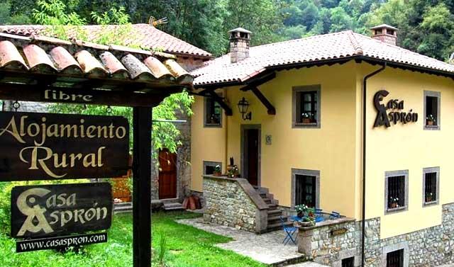 Las 22 mejores casas rurales en asturias - Casa rural asturias mascotas ...