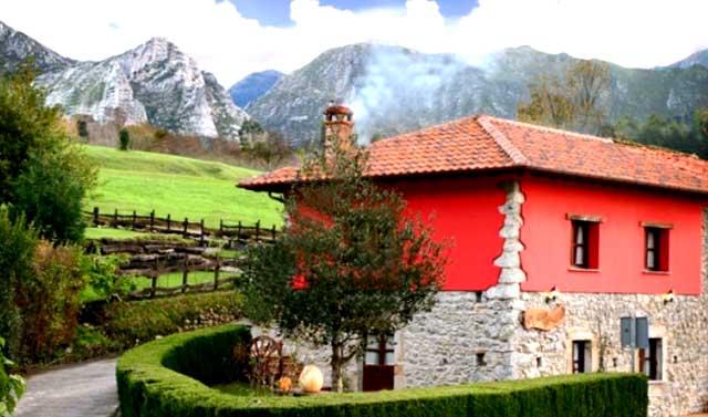 Casa Rural en Asturias El Rincón del Sella