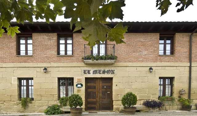 Casa Rural El Mesón, en Briones, La Rioja
