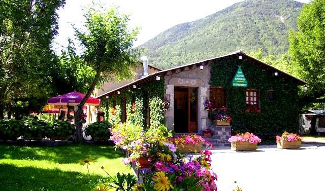 Camping Oto, Broto, Huesca