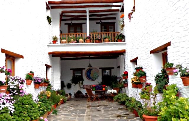 Hotel Rural Estrella de las Nieves, en Pampaneira, Granada
