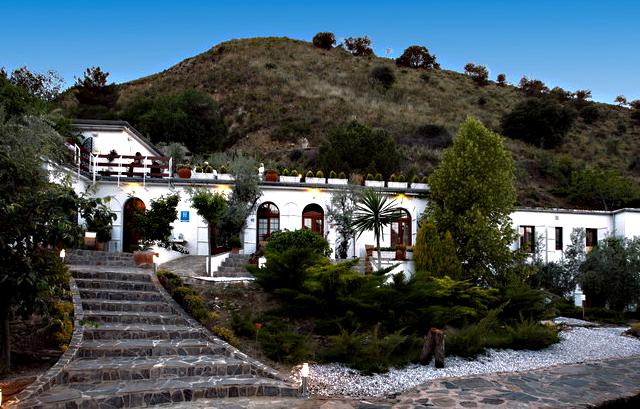 La Almunia del Valle, en Monachil, Granada