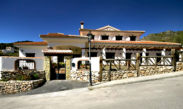 Las Albercas de Cónchar, en Granada