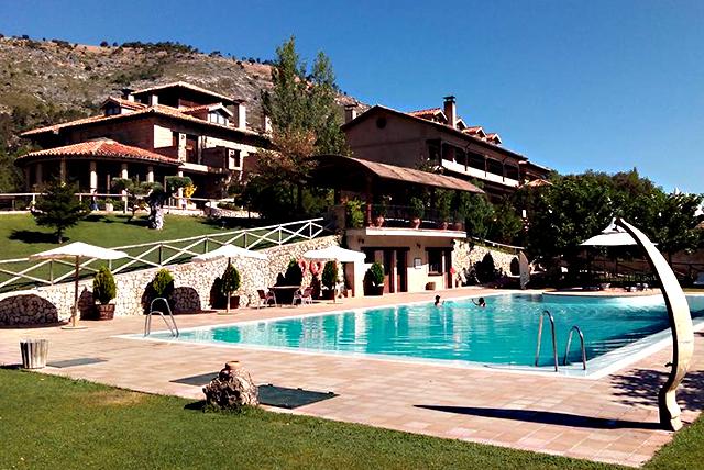 Hotel-Spa Rural Coto del Valle de Cazorla, en Jaén