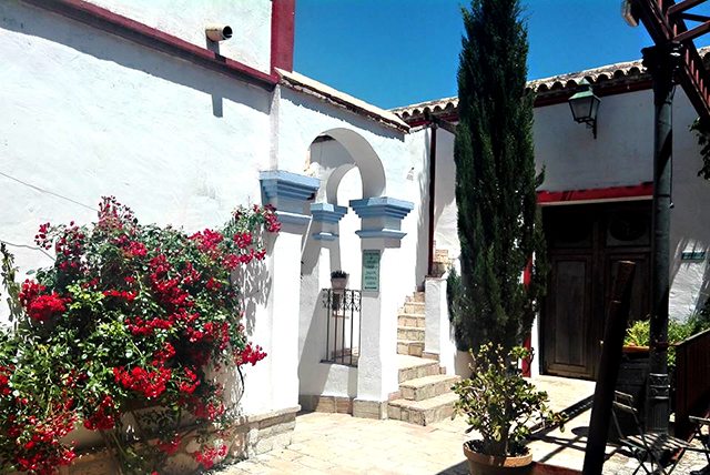 Hacienda Minerva, Zuheros, en Córdoba