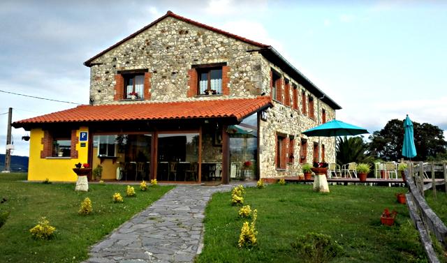 El Mirador de Rivas, en Agüero, Cantabria