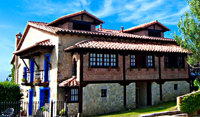 Posada de Langre, en Langre, Cantabria