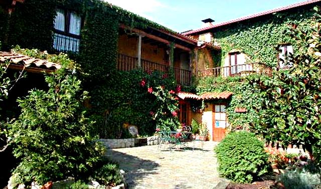 La Posada de Llosa, en Somo, Cantabria