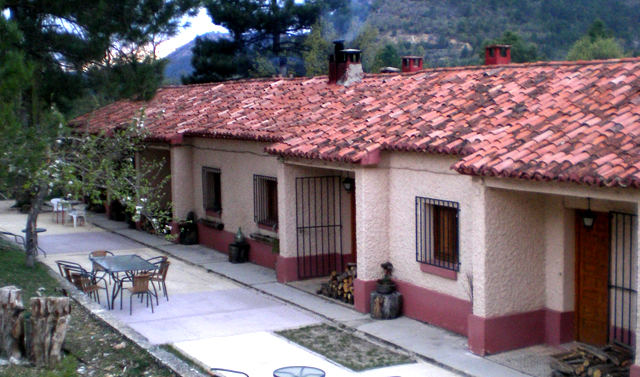 Las 16 mejores casas rurales de castilla la mancha - Casas del salto ...