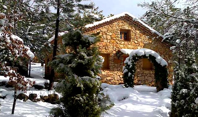 Casas Rurales Fuente El Ojico-Riópar