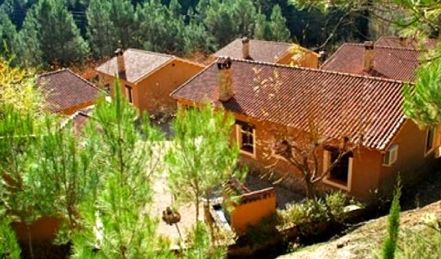 Casas Rurales Batán Río Tus, en Yeste, Albacete