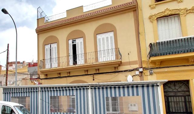 Bar La Gaviota, en Melilla