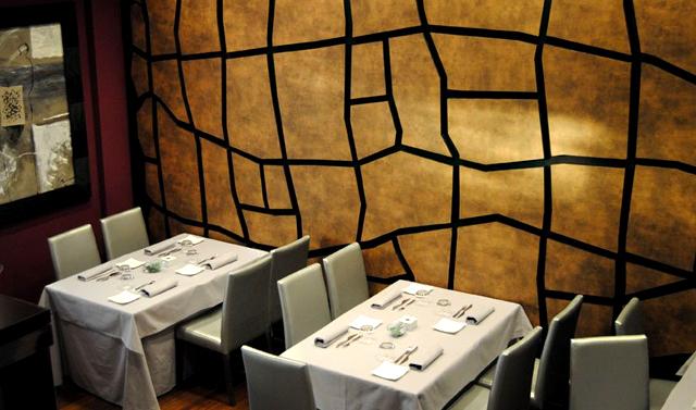 Restaurante Bugao, en Ceuta