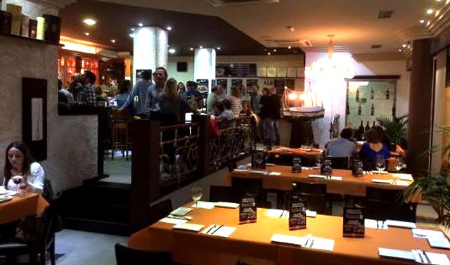 Restaurante Casa Angel, en Ceuta