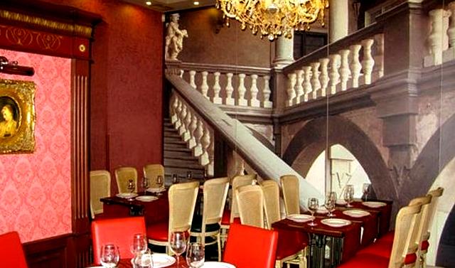Restaurante La Traviata, en Melilla