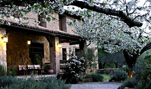 Hotel Rural El Cerezal de los Sotos, en el Valle del Jerte, Cáceres