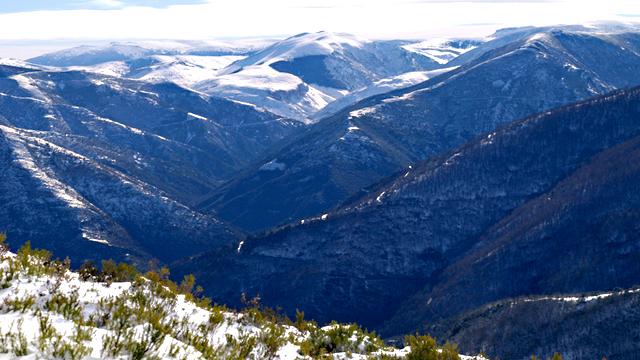 Ruta Circular del Pico La Rioja, Bañadero y PIco Nevera desde el Monasterio de Valvanera en La Rioja