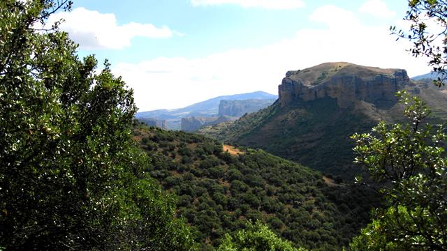Ruta Circular del Arroyo Solbes, en Panzares, La Rioja