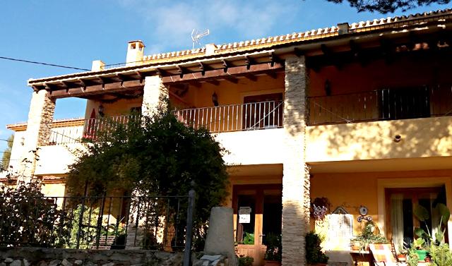 Los 15 mejores hoteles rurales de la comunidad valenciana for Hoteles familiares alicante