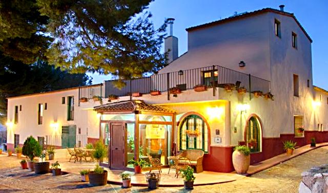 Hotel Rural Castillo de Biar, en Biar, Alicante