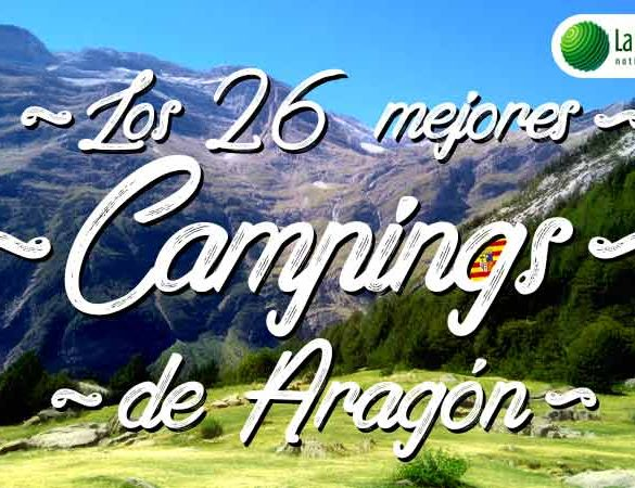 Los mejores campings de Aragón