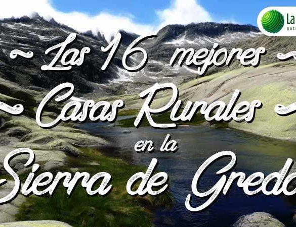 Las mejores casas rurales en la Sierra de Gredos