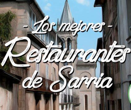 Los mejores restaurantes de Sarria, A Coruña