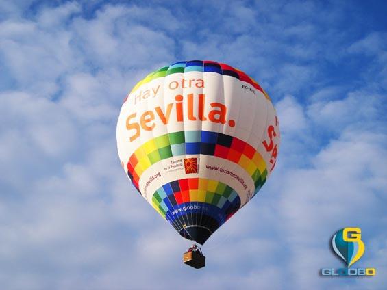 Globoo, primera empresa en ofrecer paseos en globo aerostático en Andalucía