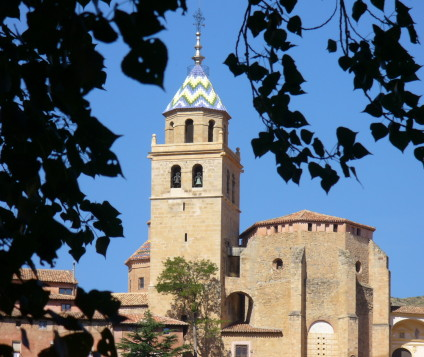 catedral albarracin