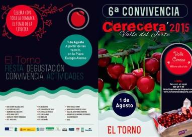 """El Valle del Jerte celebra """"La Cerecera"""""""
