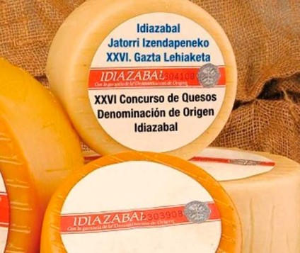 do queso idiazabal