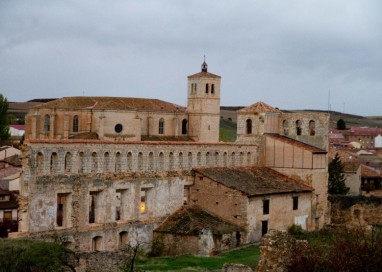 Este verano dará comienzo la reconstrucción del palacio de Berlanga