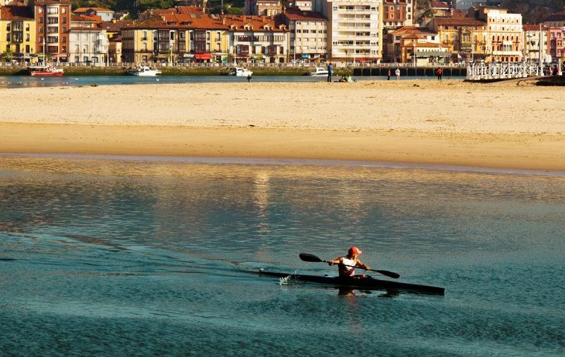 Turismo en canoa en el Sella para Semana Santa