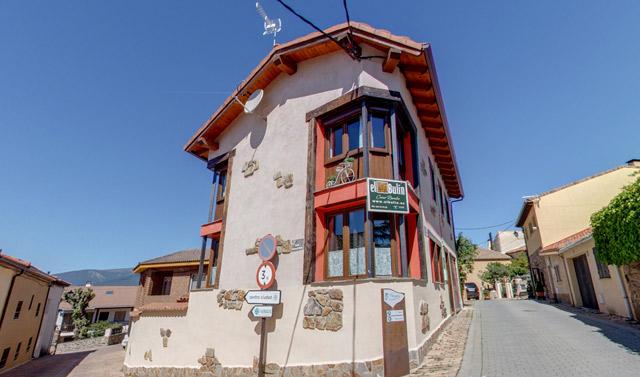 el bulin de braojos mejores casas rurales de madrid