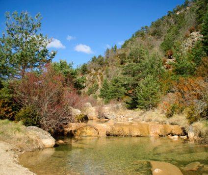 entorno natural de Luesia