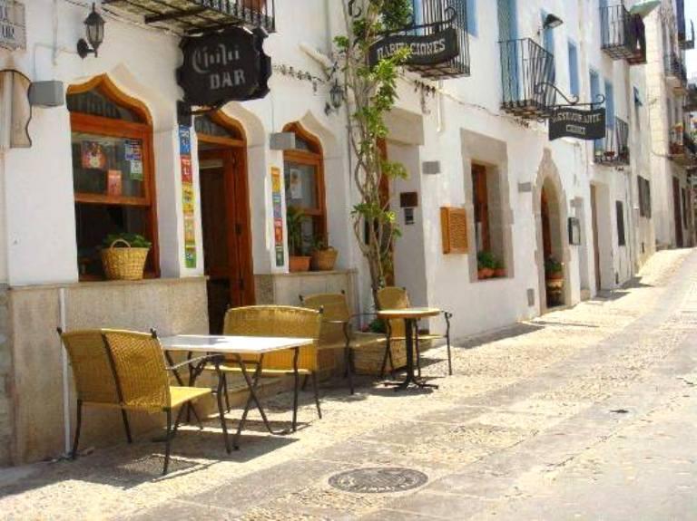 restaurante chiki peñiscola