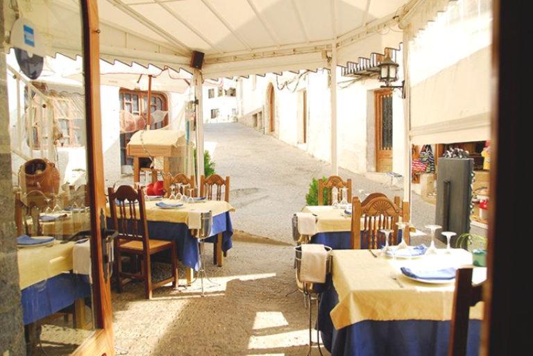 restaurante el peñon peñiscola