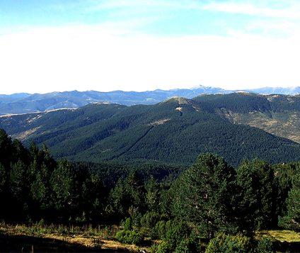 La Sierra de la Demanda, en Burgos.