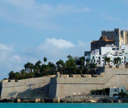 Castillo del Papa Luna en Peñíscola