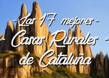 Las 17 mejores casas rurales de Cataluña